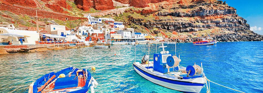 Fishing Tour, Santorini