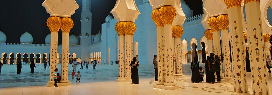 Abu Dhabi Day Trip, Dubai