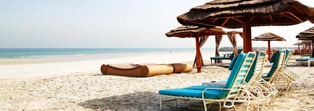 Ajman Beach, Dubai