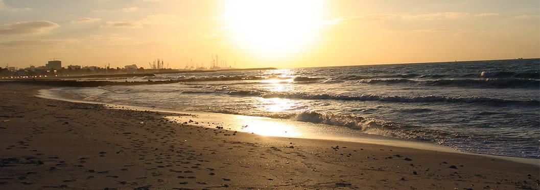 Al Khan Beach, Dubai
