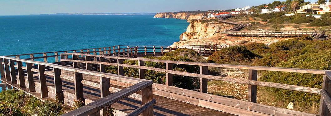 Alvor Boardwalk, Algarve