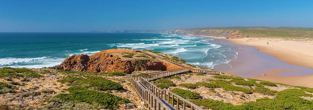 Praia da Amoreira, Algarve