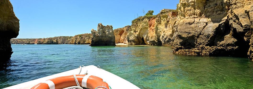 Boat Trips, Algarve