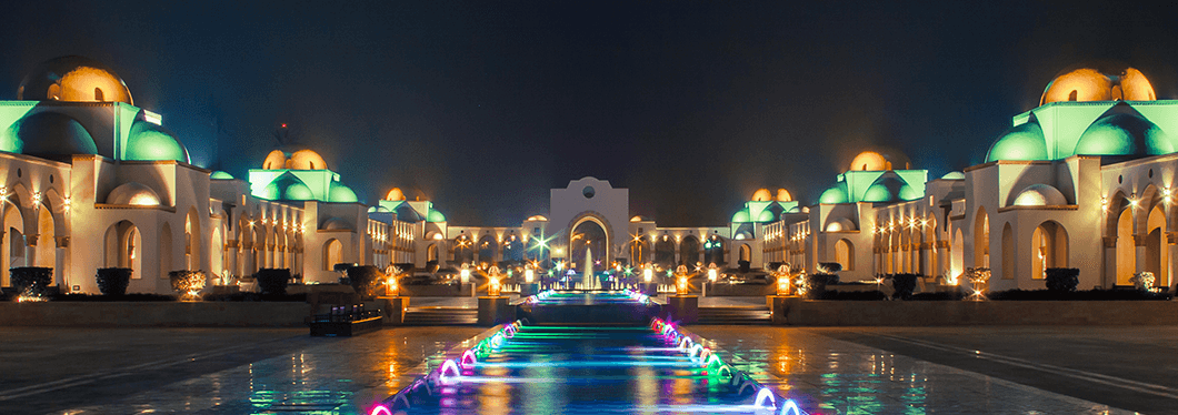 Arrival Piazza, Hurghada