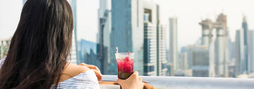 Bar 44 - Dubai Marina, Dubai