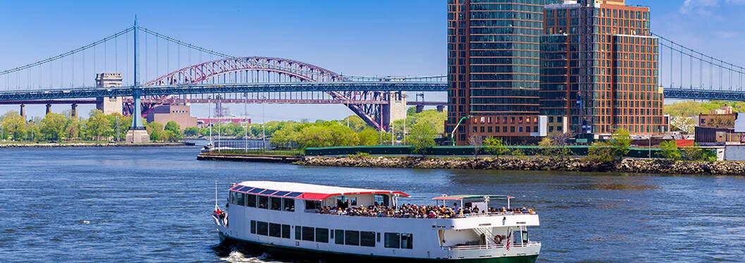 Boat Trips, New York