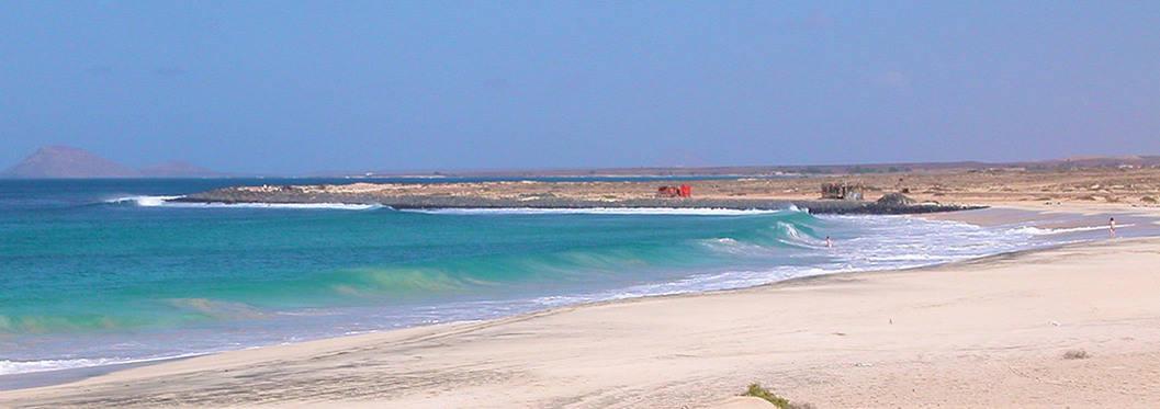 Ponta Preta Beach, Cape Verde