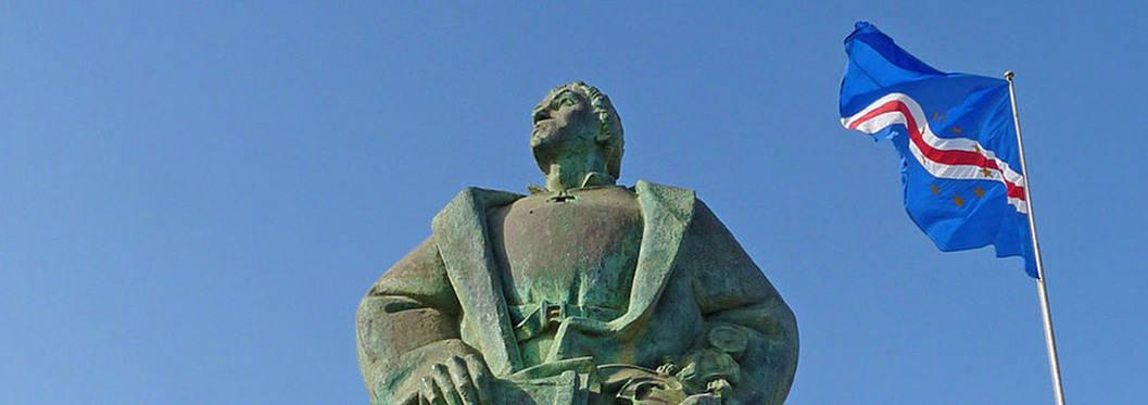 Monumento de Diogo Gomes, Cape Verde