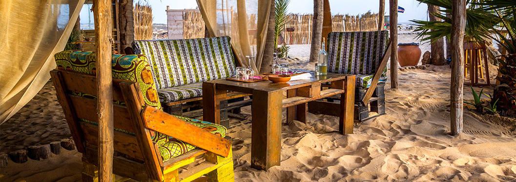 Morabeza Beach Bar and Lounge Restaurant, Cape Verde
