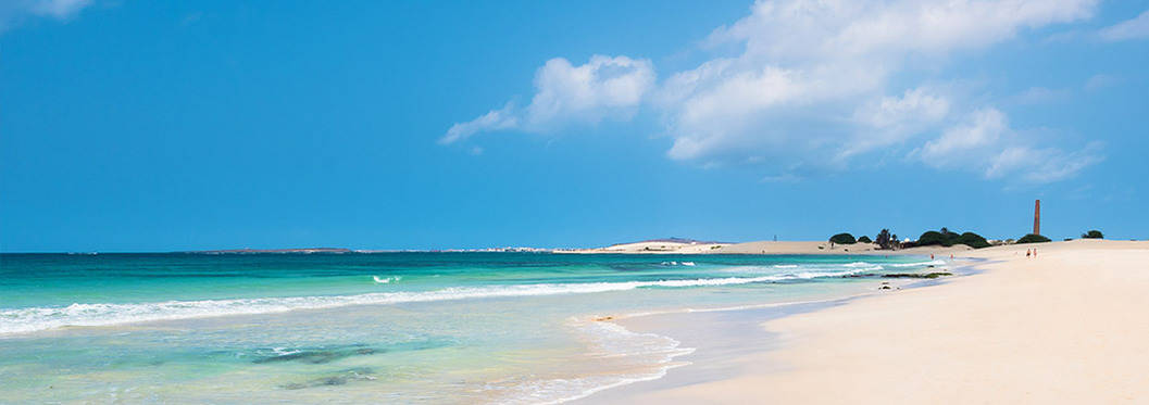 Praia de Chaves, Cape Verde
