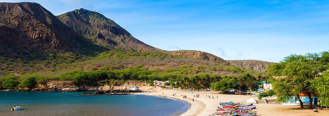 Tarrafal Beach, Cape Verde