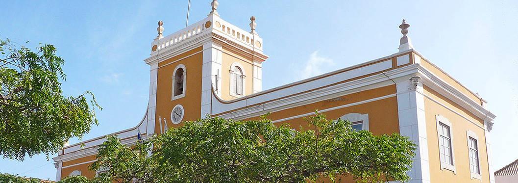 Praia City Hall, Cape Verde