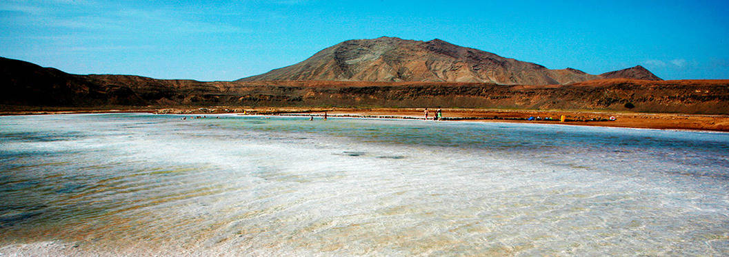 Pedra Lume, Cape Verde