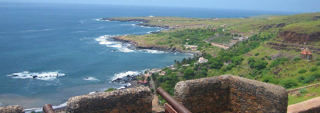 Fort Real de Sao Felipe, Cape Verde