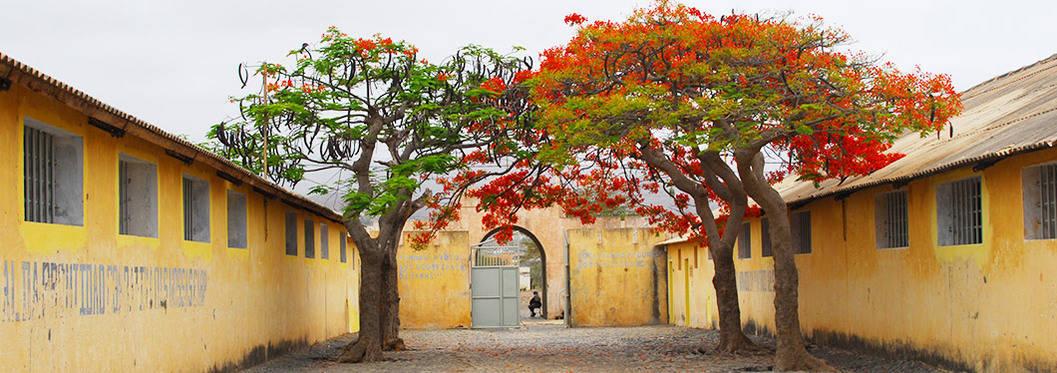Konzentrationslager Colonia Penal de Tarrafal, Cape Verde