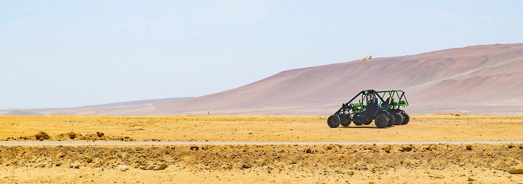 Half-Day Buggy Desert Adventure, Cape Verde