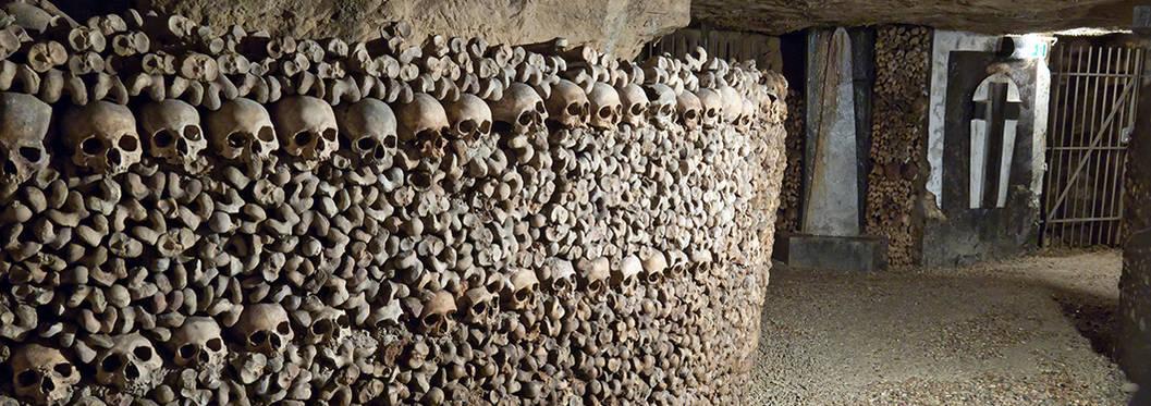 Catacombs of Paris, Paris