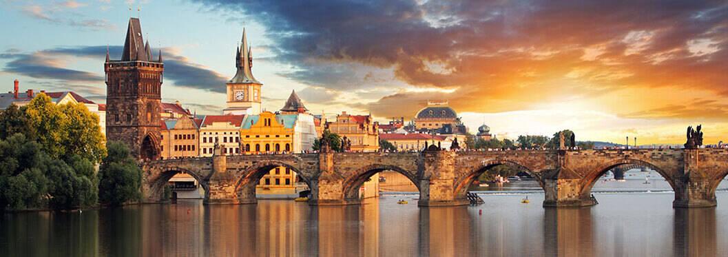 Charles Bridge (Karluv most), Prague