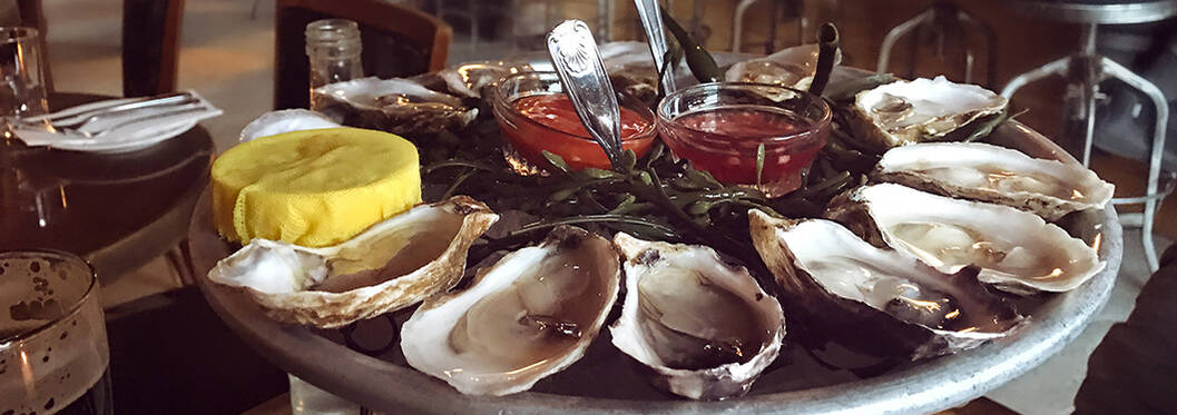 Cull and Pistol - Oyster Bar, New York