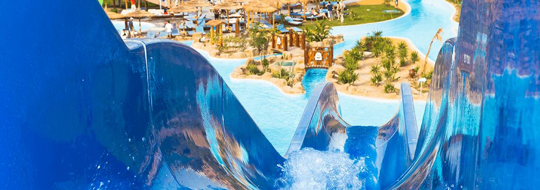 Jungle Aqua Park, Hurghada