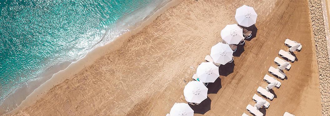 Lou'Lou'a Beach, Dubai