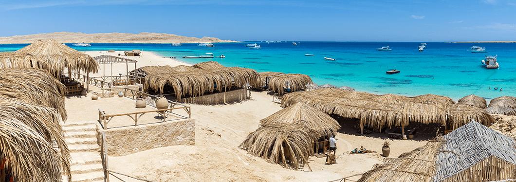 Mahmya Beach, Hurghada