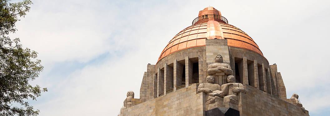 Monumento a la Revolución, Mexico