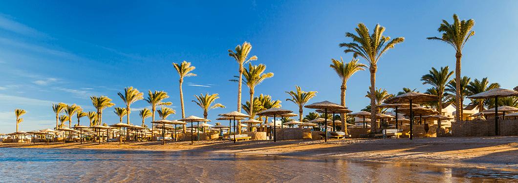 Olv Vic Beach, Hurghada