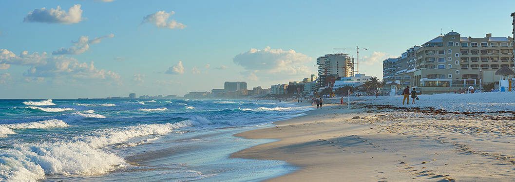 Playa Chac Mool, Cancún