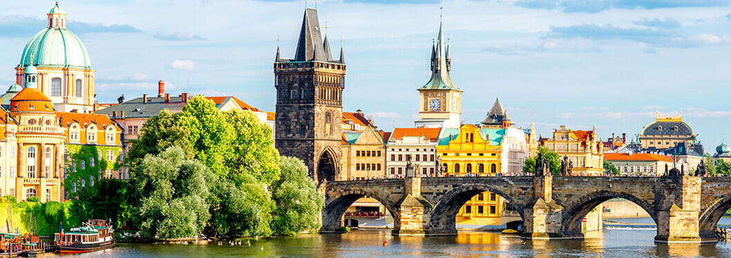 River Cruises, Prague