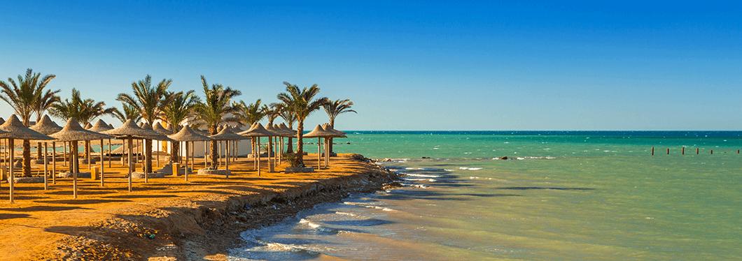 Sahl Hasheesh Beach, Hurghada