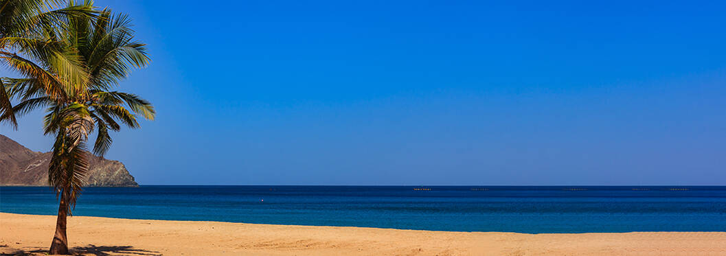 Sharjah Beach, Dubai