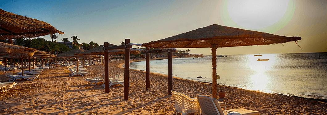 Sharm El-Arab Beach, Hurghada