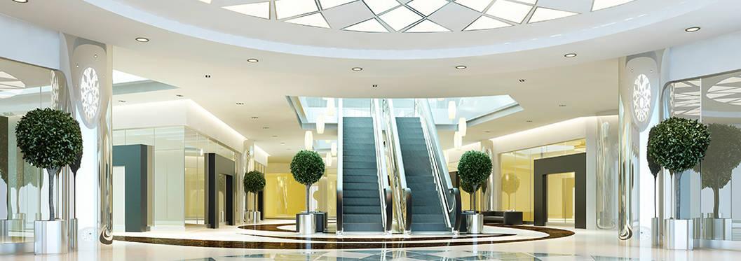 Shopping malls, Dubai