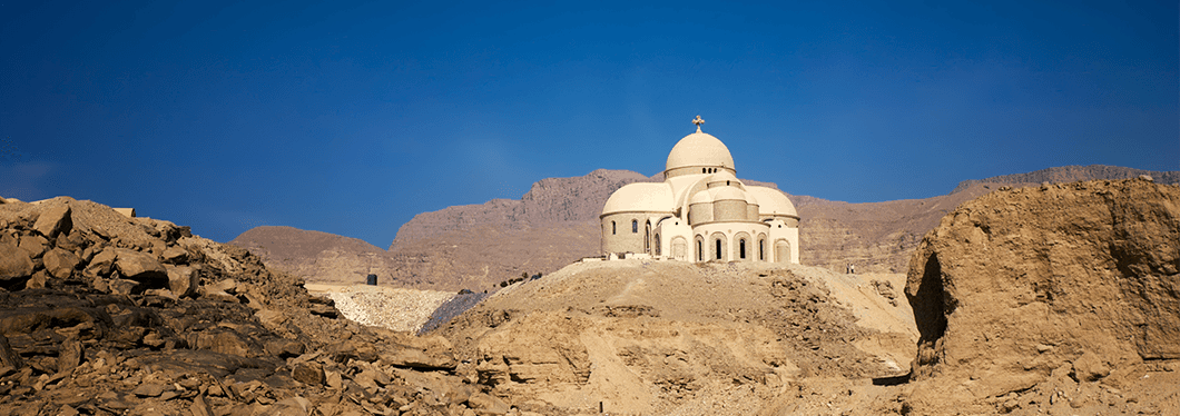 St Paul's Monastery, Hurghada