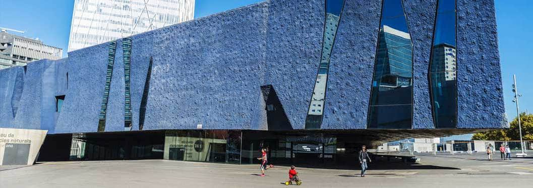 museu blau in barcelona