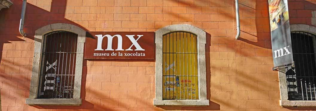 museu de xocolata building in barcelona