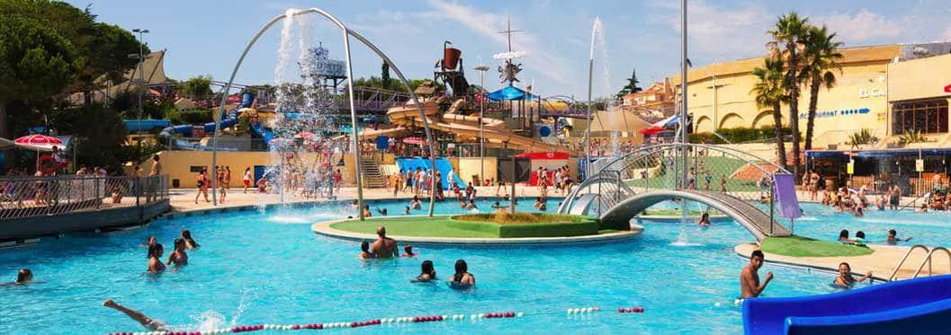 Illa Fantasia Water Park in barcelona