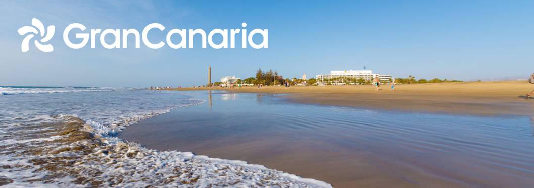 Gran Canaria Maspalomas Beach